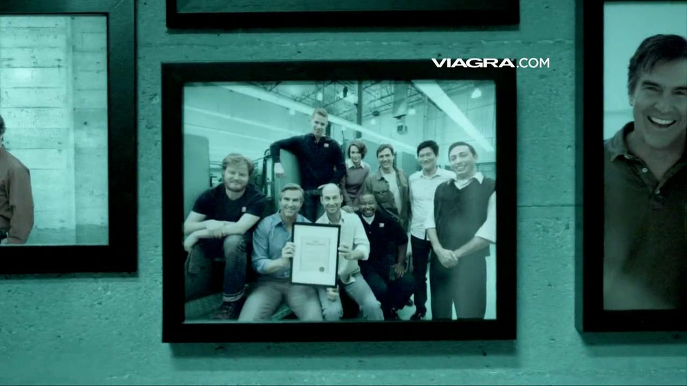Viagra factory commercial