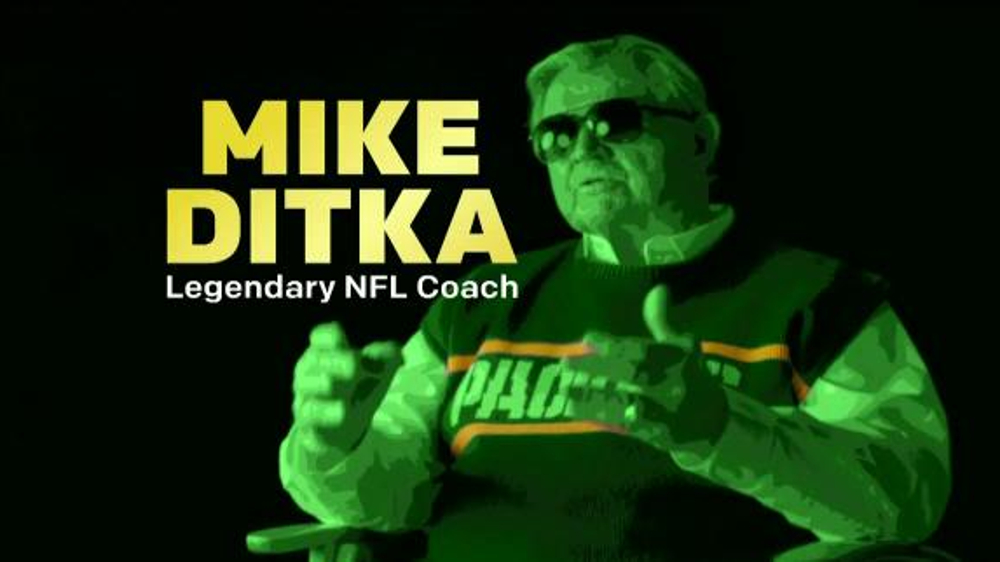 Mike ditka viagra commercial