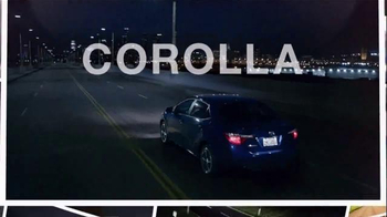 Toyota Camry Commercial Song >> 2015 Toyota Corolla TV Commercial, '200 Foot Journey' - iSpot.tv