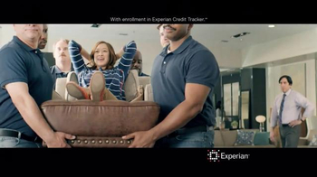 Experian TV Spot, 'Credit Swagger: Furniture Showroom'