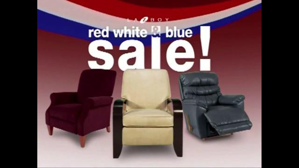 La Z Boy Red White And Blue Sale Tv Commercial Fourth