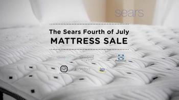 Sears Fourth of July Mattress Sale TV Spot, 'Dreams Matter at Sears' - Thumbnail 3