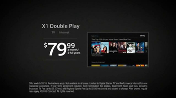XFINITY X1 Voice Remote TV Spot, 'Remotes are Back' - Thumbnail 7