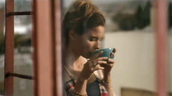 Starbucks VIA Instant TV Spot, 'On the Balcony'