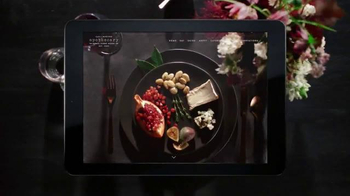 Squarespace TV Spot, 'Table Setting Coming Together'