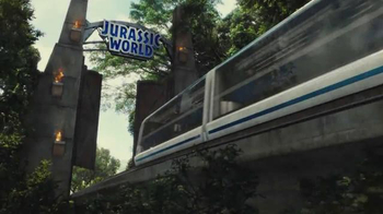 Universal Studios Hollywood Jurassic Park: The Ride TV Spot, 'Now Open'