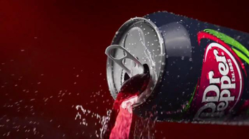 Dr Pepper Cherry TV Spot, 'Into the Pour' Song by Spoon