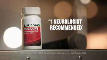 Excedrin Migraine TV Spot, 'The Truth About Migraines' Feat. Jordin Sparks - Thumbnail 3