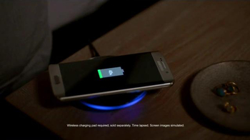 Samsung Galaxy S6 Edge TV Spot, 'Change the Way You Charge' - Thumbnail 6