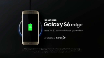 Samsung Galaxy S6 Edge TV Spot, 'Change the Way You Charge' - Thumbnail 7