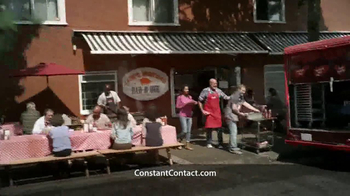 Constant Contact TV Spot, 'Food Truck' - Thumbnail 1