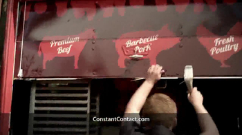 Constant Contact TV Spot, 'Food Truck' - Thumbnail 5