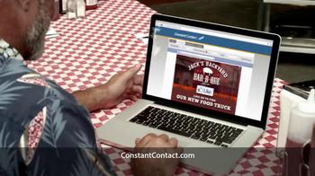Constant Contact TV Spot, 'Food Truck' - Thumbnail 7