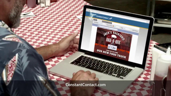 Constant Contact TV Spot, 'Food Truck' - Thumbnail 8