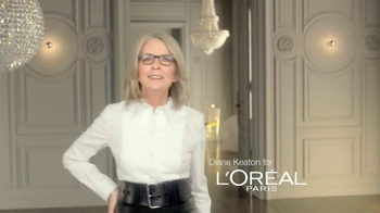 L'Oreal Paris Age Perfect Glow Renewal TV Spot Featuring Diane Keaton - Thumbnail 1