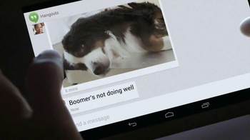 Google Nexus 7 TV Spot, 'Best Friend'