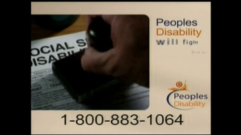 Peoples Disability TV Spot - Thumbnail 7