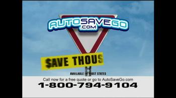 AutoSaveGo.com TV Spot - Thumbnail 5