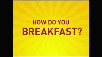 Hamilton Beach Breakfast Sandwich Maker TV Spot - Thumbnail 1