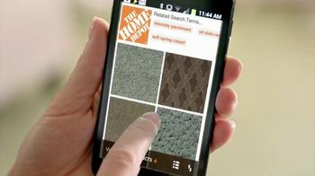 The Home Depot Carpet TV Spot, 'Let's Do This Carpet' - Thumbnail 3
