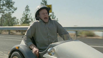 DirecTV TV Spot, 'Motorcycle Car' - 2359 commercial airings