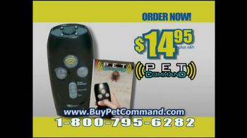 Pet Command TV Spot - Thumbnail 9