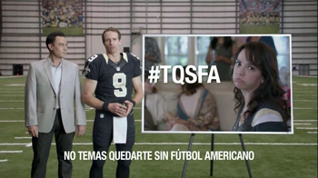 Verizon NFL Mobile TV Spot, 'Baby Shower' [Spanish] - Thumbnail 7