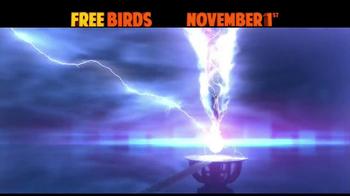 Free Birds Tv Movie Trailer Ispot Tv