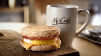 McDonald's McCafe Coffee TV Spot, 'Mornings' - 968 commercial airings