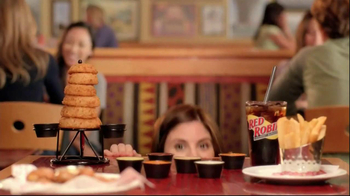 Red Robin Dipping Sauces TV Spot, 'Not Made with Real Buzzards' - Thumbnail 1