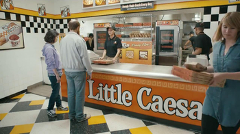 Little Caesars Hot-N-Ready Pizza TV Spot, 'High 85' - Thumbnail 2