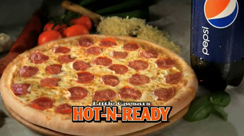 Little Caesars Hot-N-Ready Pizza TV Spot, 'High 85' - Thumbnail 6