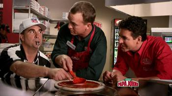 Papa John's TV Spot, 'Referee' Featuring Peyton Manning