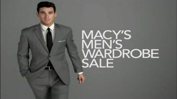 Macy's Spring Men's Wardrobe Sale TV Spot - Thumbnail 2