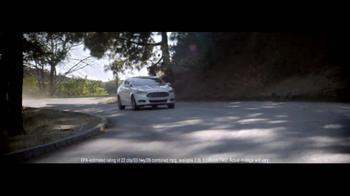 2014 Ford Fusion TV Spot, 'Nuts or Bolts' - Thumbnail 2
