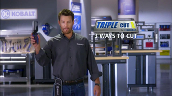 Kobalt Tools Triple Cut TV Spot - Thumbnail 9