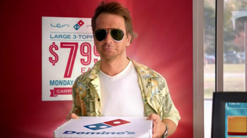 Domino's Pizza TV Spot,  'Weeknights Powered by Pizza' - Thumbnail 3