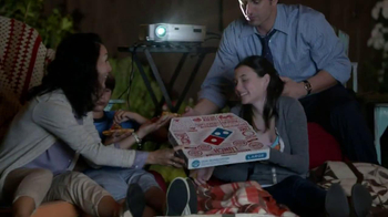 Domino's Pizza TV Spot,  'Weeknights Powered by Pizza' - Thumbnail 8