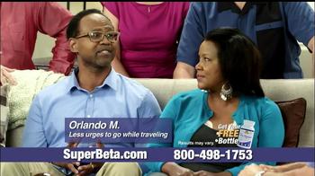 Super Beta Prostate TV Spot, 'Users' Featuring Joe Theismann