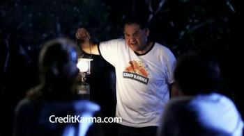 Credit Karma TV Spot, 'Camping'