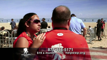 Wounded Warrior Project TV Spot, 'Physical Health & Wellness Event' - Thumbnail 8