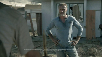 Hyundai TV Spot, 'The Walking Dead Chop ShopSpeech' - Thumbnail 10