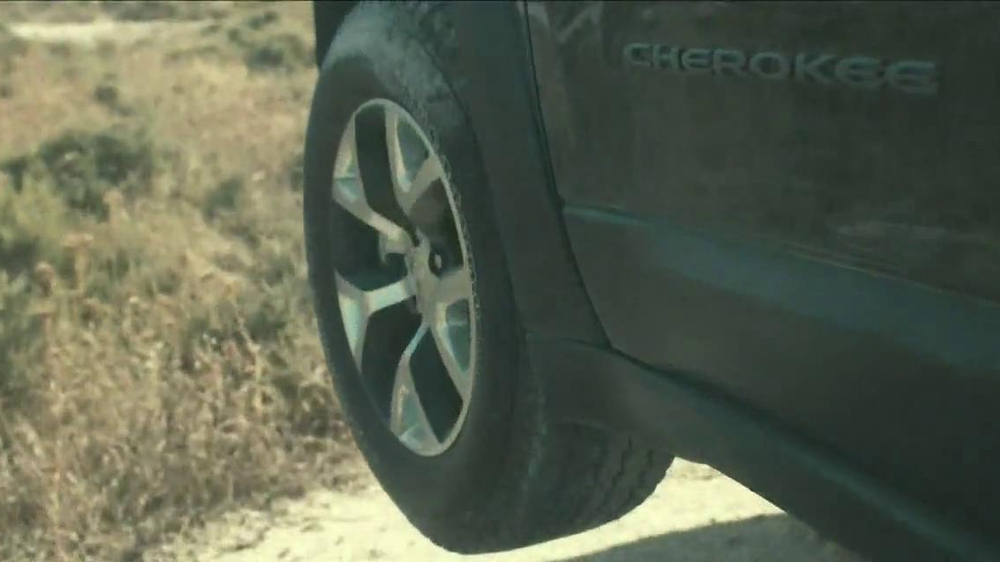 2014 Jeep Cherokee TV Commercial, 'Built Free' - iSpot.tv