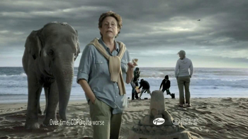 Spiriva TV Spot, 'Beach' - Thumbnail 10
