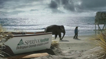 Spiriva TV Spot, 'Beach' - Thumbnail 6