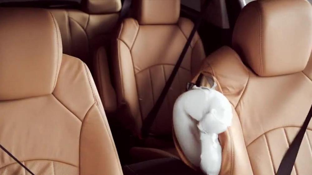 2013 Chevrolet Traverse TV Commercial, 'Newton's Cradle' - iSpot.tv