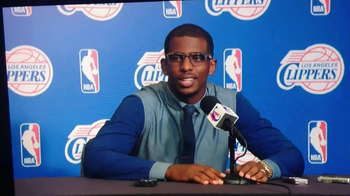 Jordan CP3.VII TV Spot, 'Riquickulous Press Conference' Feat. Chris Paul - Thumbnail 8