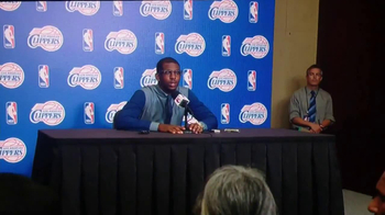 Jordan CP3.VII TV Spot, 'Riquickulous Press Conference' Feat. Chris Paul - Thumbnail 1