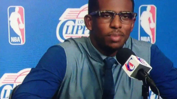 Jordan CP3.VII TV Spot, 'Riquickulous Press Conference' Feat. Chris Paul - Thumbnail 3