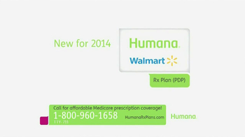 Humana Walmart Medicare Prescription Drug Plan, 'RX Plans' - Thumbnail 3